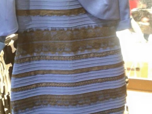 Planetary Shift In Consciousness Caused By Dress Colour Argument